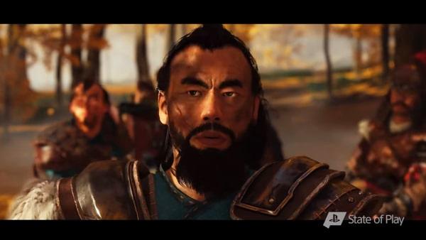 ゴーストオブツシマのモンゴル軍