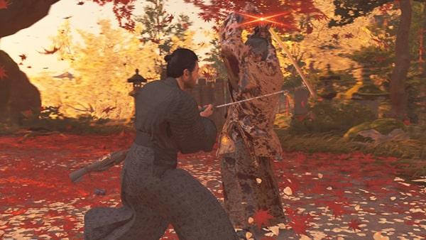 志村と一騎討ち