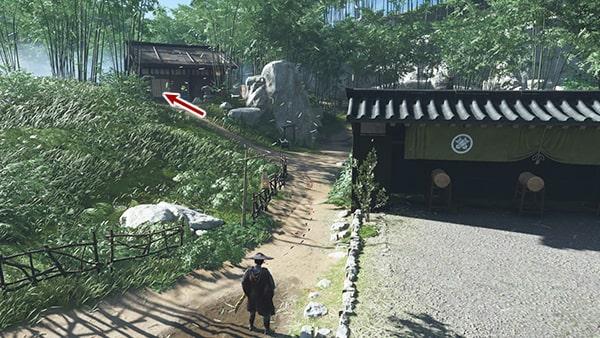 石川の道場への行き方
