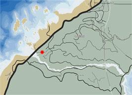 ハンティング(Hunting)のマップ