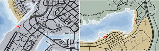 トライアスロンの開催マップ
