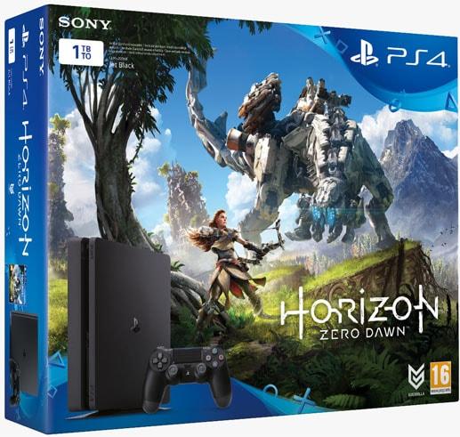 Horizon Zero DawnとPS4同梱版