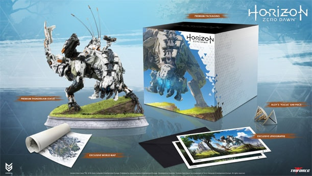 HORIZON ZERO DAWN – THE THUNDERJAW COLLECTION