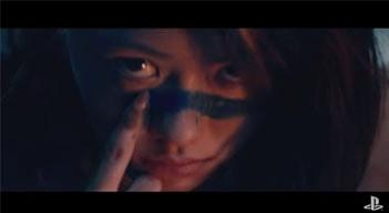 実写プロモーションビデオ「ハンターの決意」山本舞香