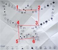 謎の解き方の解説図