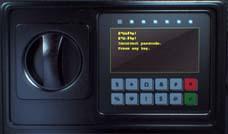 8桁のパスワードの機械