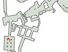 シードハンターのマップ
