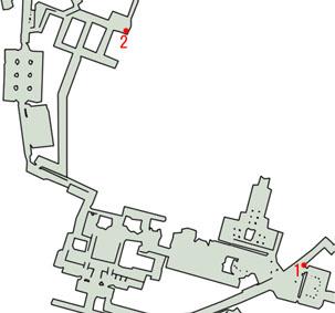 聖女の輝石のマップ
