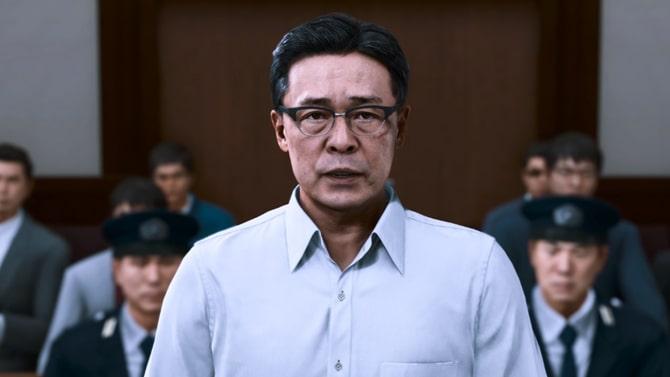 東京地方裁判所での江原明弘