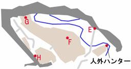 東京-上野(北側)のマップ
