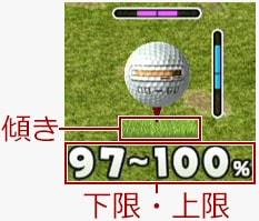 ボールコンディション