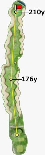 インペリアルガーデンhole13-in