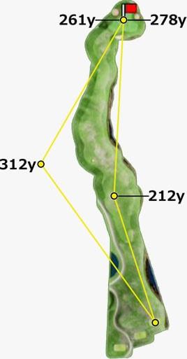 インペリアルガーデンhole18-in