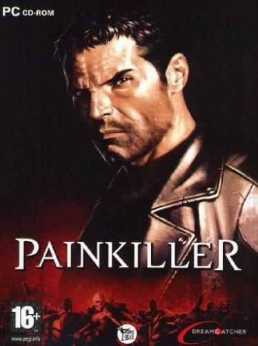 Painkillerのパッケージ