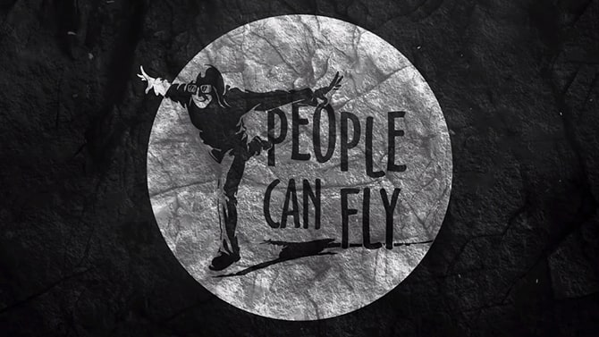 people-can-flyのロゴ
