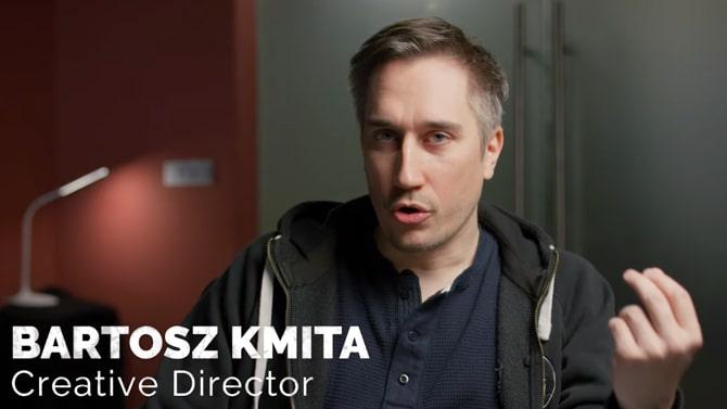 People CanFlyのクリエイティブディレクターのBartosz Kmita