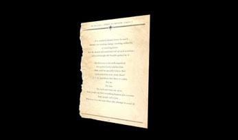 『次なる段階』から燃えたページ1