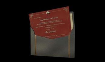 ファイル『Extravagant Letter』