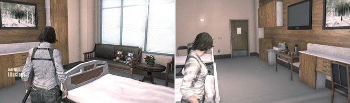 メビウスから与えられたキッドマンの部屋