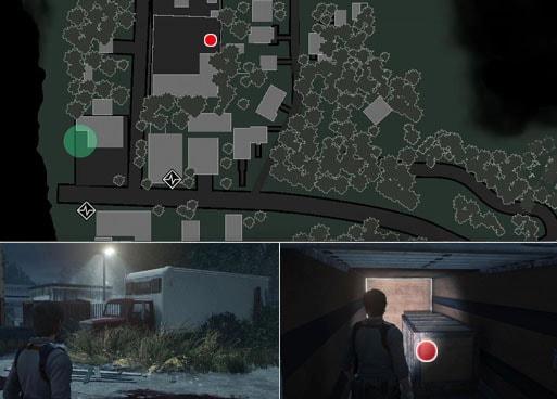 奇妙なマシンの入手場所のマップ