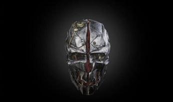 奇妙な仮面(Mysterious Mask)
