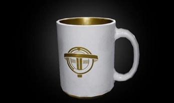 奇妙なマグカップ(Mysterious Mug)