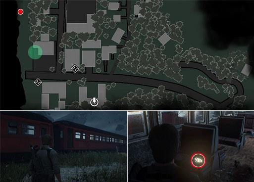 奇妙なマスクの入手場所のマップ