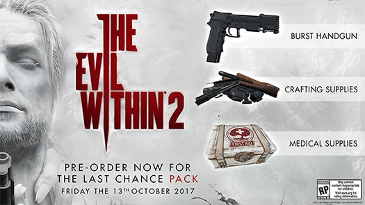The Evil Within 2の購入特典