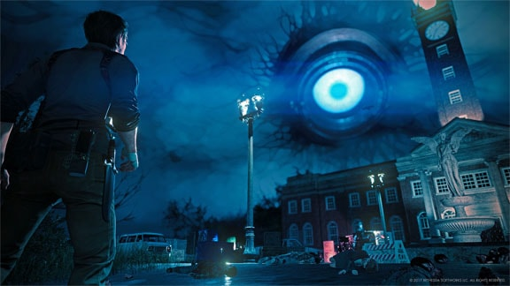 サイコブレイク2の舞台のユニオンの画像