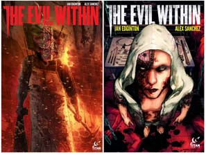 The Evil Withinのコミック
