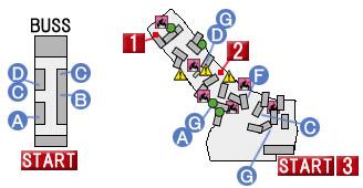 CHAPTER 12のマップ