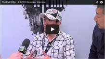 サイコブレイクの海外インタビュー動画part2