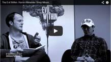 サイコブレイクの海外インタビュー動画part5