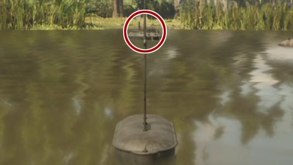 ラジコンのボートの操作方法を解説した画像
