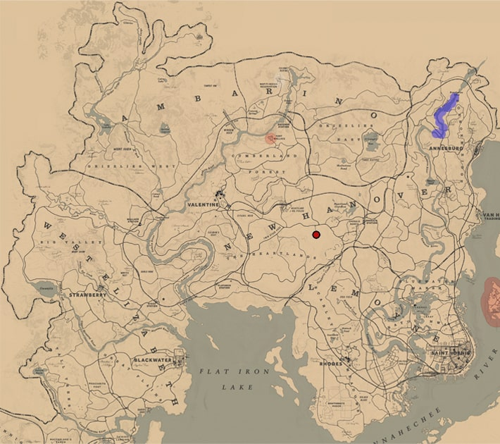 アオカケスの居場所マップ