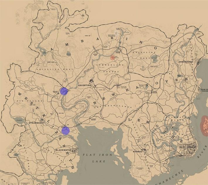 ヒメレンジャクの居場所マップ