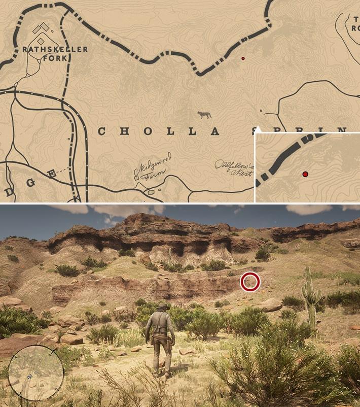 恐竜の化石28の発見場所マップ