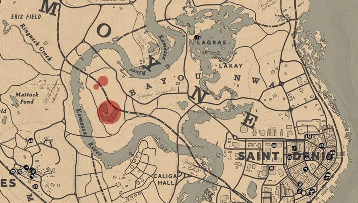 コサギ、アカゲサギ、ユキコサギ、サンショクサギ、オオアオサギ、ベニヘラサギの場所のマップ