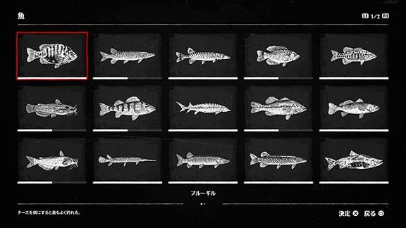 魚の図鑑画像