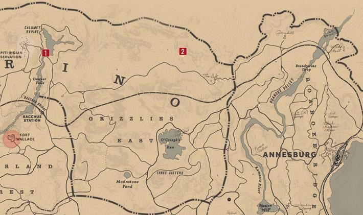 巨人の居場所マップ