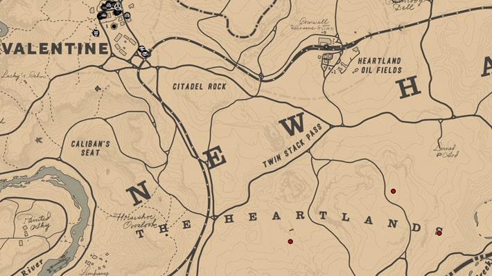 カラカサタケの入手場所のマップ