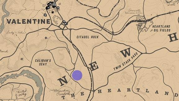 狩場マップ