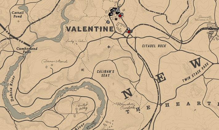 宿なしの退役軍人ミッキーの居場所マップ