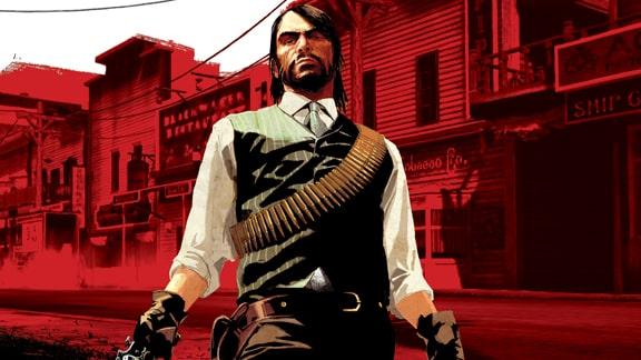 Red Dead Redemptionのジョン・マーストン