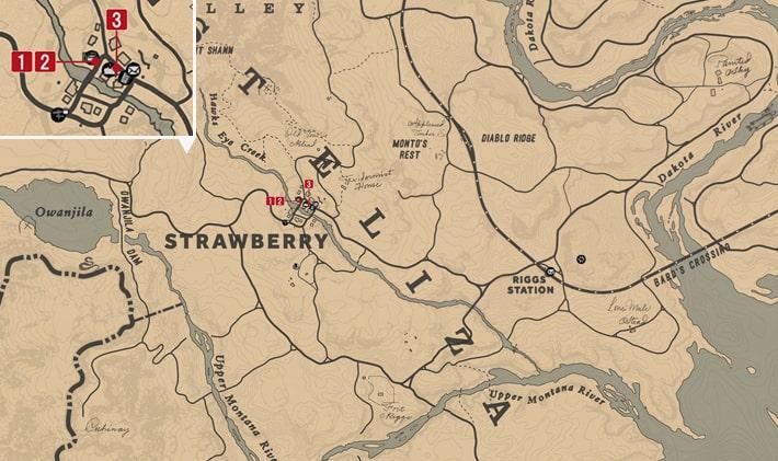 ニコラス・ティミンズの居場所マップ