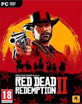 PC版のレッドデッドリデンプション2のパッケージ画像