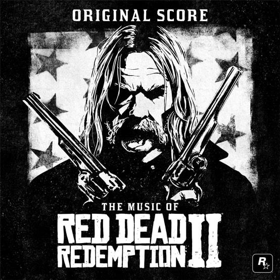 THE MUSIC OF RED DEAD REDEMPTION 2: ORIGINAL SCORE画像