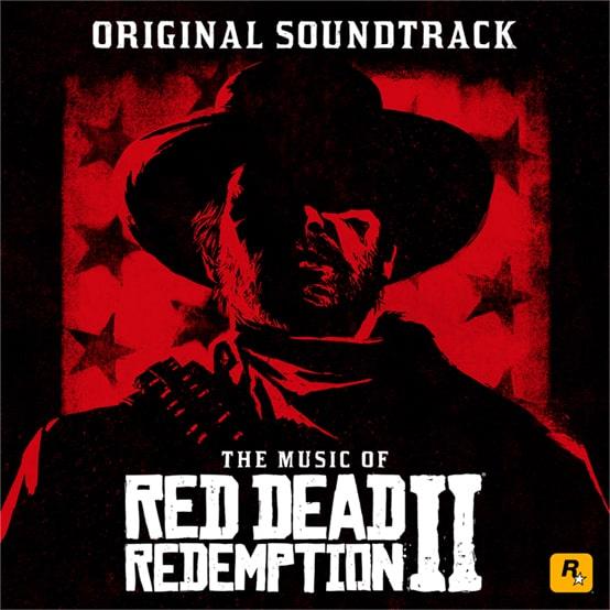 レッドデッドリデンプション2のオリジナルサウンドトラック画像