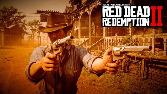 レッドデッドリデンプション2の第2弾公式ゲームプレイ