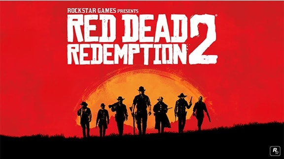 Red Dead Redemption2のロゴ画像